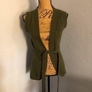 DayTrip tie shut cardigan